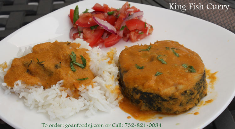 King Fish Curry